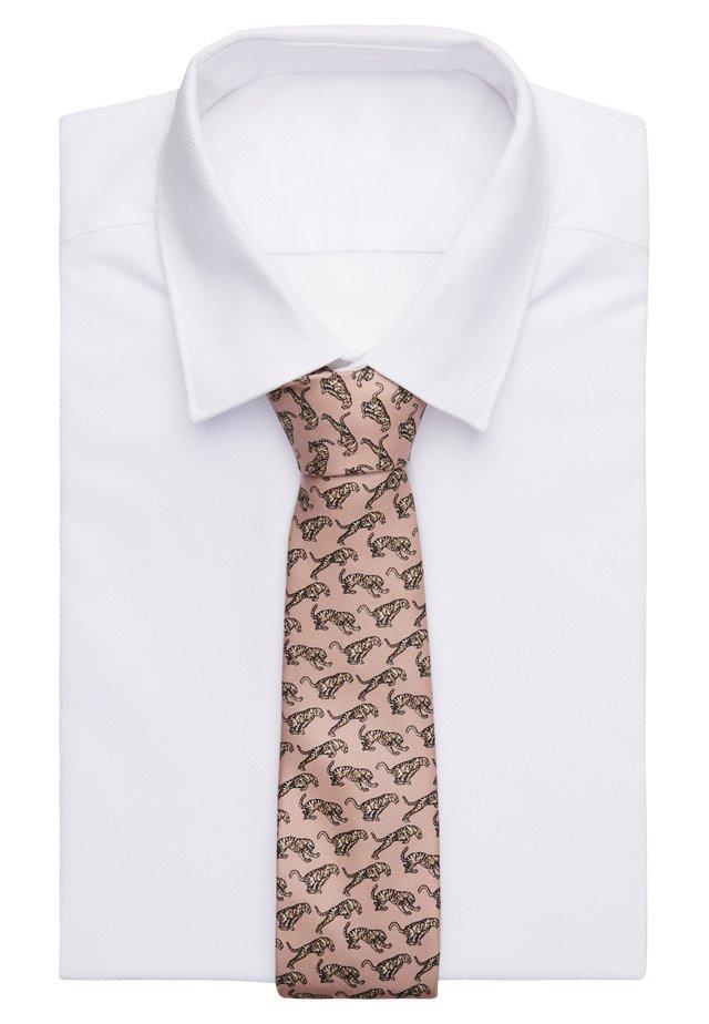 TEREN - Cravate - pale mauve