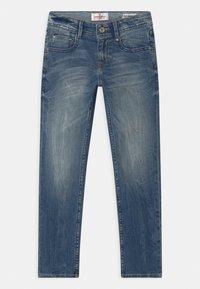 Vingino - BAGGIO - Slim fit jeans - cruziale blue - 0