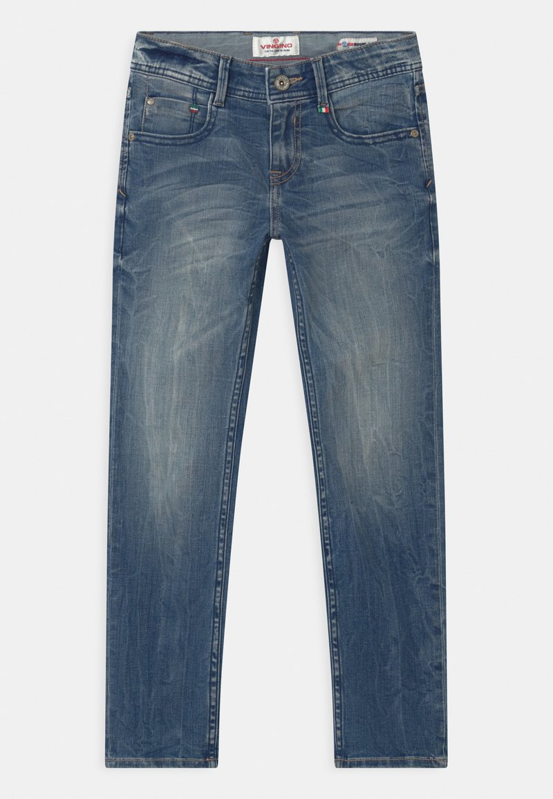 Vingino - BAGGIO - Slim fit jeans - cruziale blue