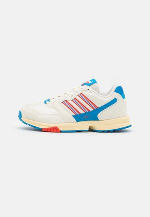 ZX 1000 C UNISEX - Tenisky - offwhite/active red/bright blue