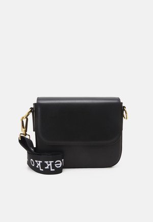 JOUTUISA BAG - Across body bag - black