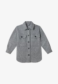 Stradivarius - Summer jacket - grey - 4