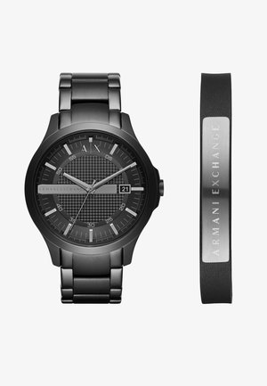 SET - Uhr - schwarz