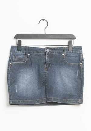 Denimová sukně - blue