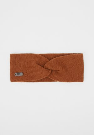 BIRLA - Ear warmers - cognac