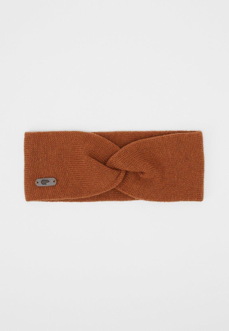 Eisbär - BIRLA - Ear warmers - cognac