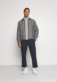 Obey Clothing - Summer jacket - black multi - 1