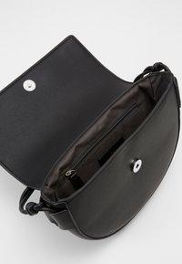 TOM TAILOR - EVY - Across body bag - black - 2