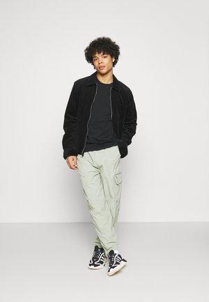 TWIN CREW 2 PACK - T-shirt basique - black