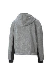 Puma - Training jacket - medium gray heather - 1