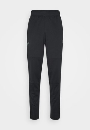 ROCK TRACK PANT - Tracksuit bottoms - black