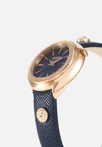 Versus Versace - TORTONA - Orologio - rosegold-coloured/blue - 3