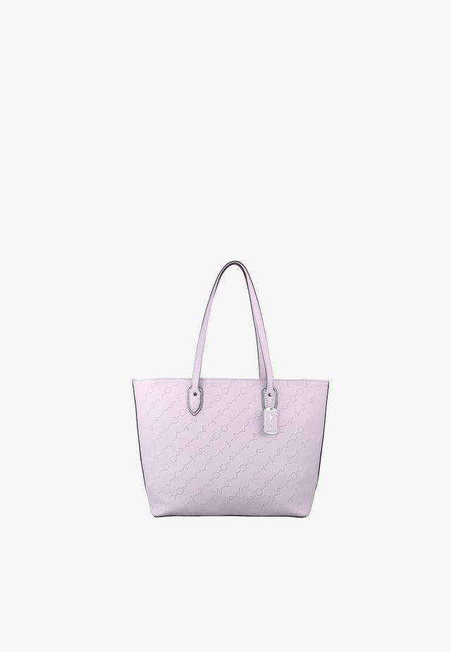 Shopper - rose
