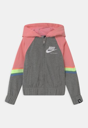 HERITAGE  - Zip-up hoodie - carbon heather