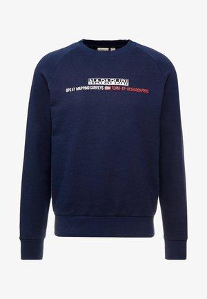 BASTIA - Sweatshirt - medieval blue