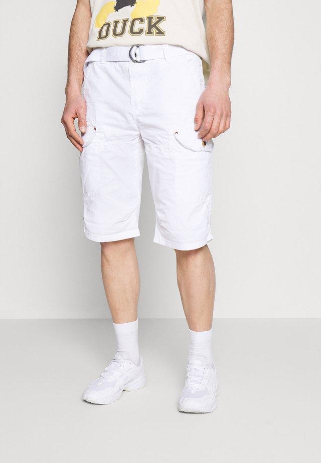 RANDOM - Shorts - white