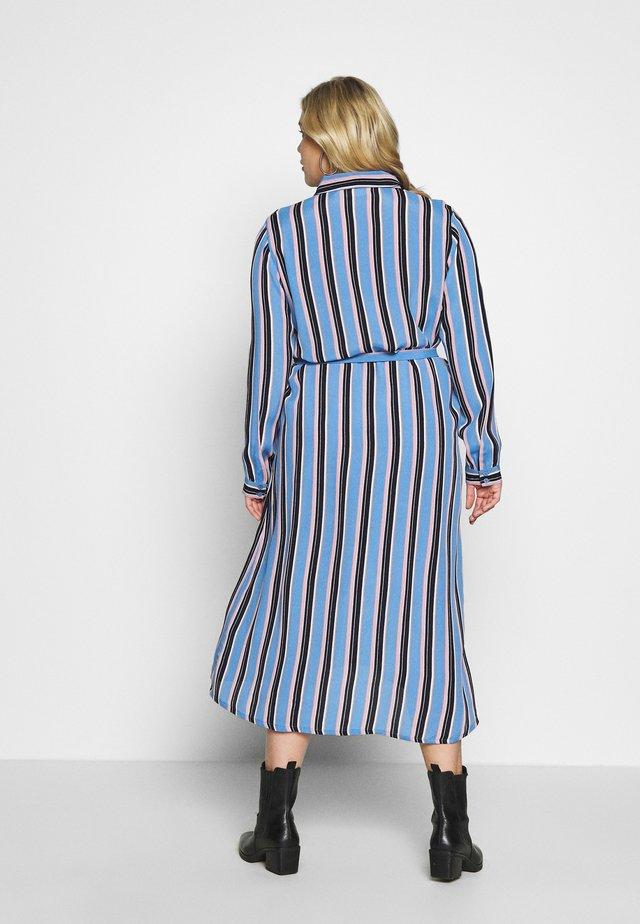 DOLINE DRESS - Shirt dress - provence