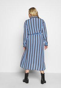 Kaffe Curve - DOLINE DRESS - Robe chemise - provence - 2
