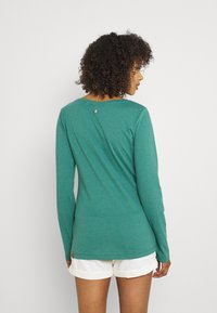 Ragwear - FLORAH LONG - Long sleeved top - dusty green - 2