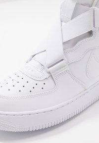 Nike Sportswear - AIR FORCE 1 BG - Sneakers high - white - 5