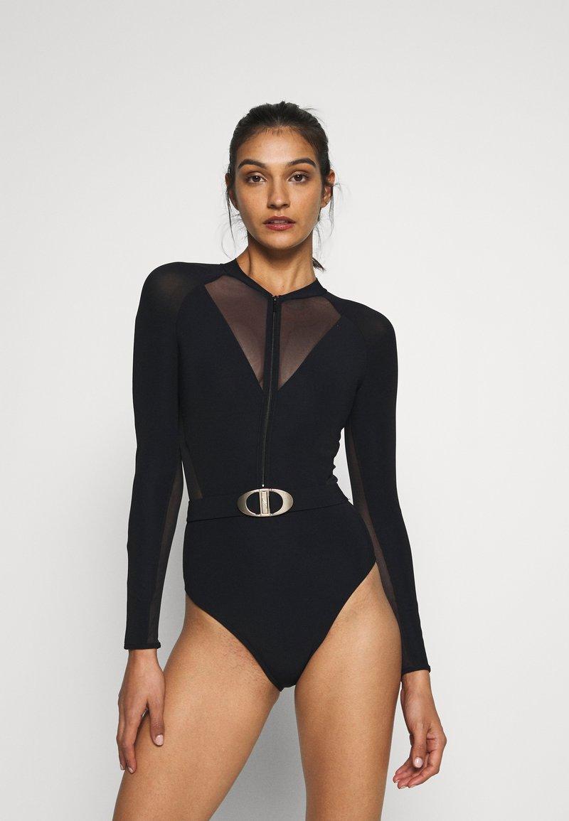 JETS BY JESSIKA ALLEN - SURF SUIT - Swimsuit - black