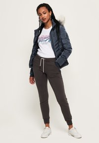 Superdry - Light jacket - blue - 0