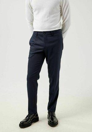 GRANT STRETCH TWILL - Pantalon classique - jl navy