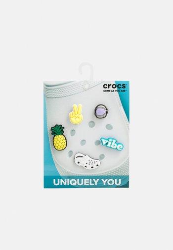 JIBBITZ SPRING BREAK VIBES UNISEX 5 PACK - Otros accesorios - multi-coloured