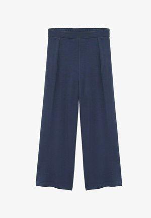 MONACO - Teplákové kalhoty - blu