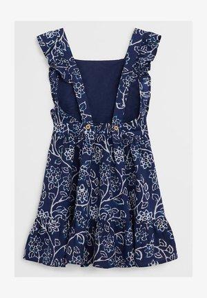 BRAVA - Day dress - inktblauw