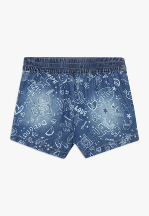 MARTIN - Shorts di jeans - vaquero
