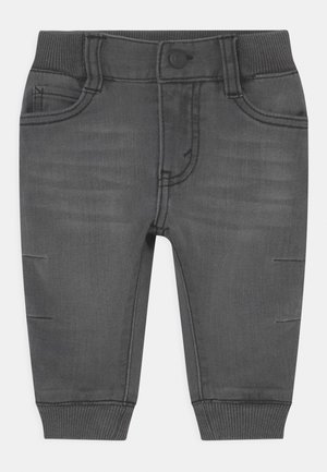 UNISEX - Relaxed fit jeans - pebble grey