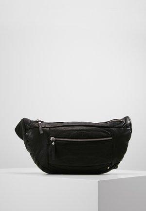FASHION FAVOURITES LARGE BUM BAG - Bum bag - black