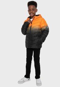 Threadboys - Jacke Puffer - Untuvatakki - orange - 1