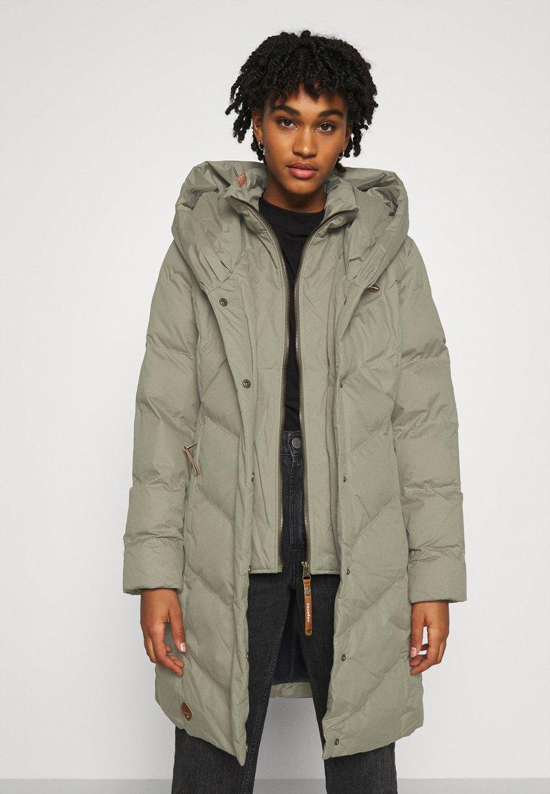 Ragwear - NATALKA - Winter coat - dusty olive