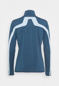 J.LINDEBERG - SEASONAL JANICE MID LAYER - Zip-up hoodie - midnight blue - 7