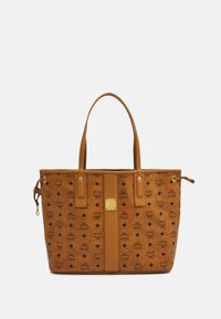 MCM - PROJECT SHOPPER - Shoppingveske - cognac - 1