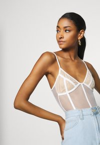 Tiger Mist - REMINGTON BODYSUIT - Top - white - 4