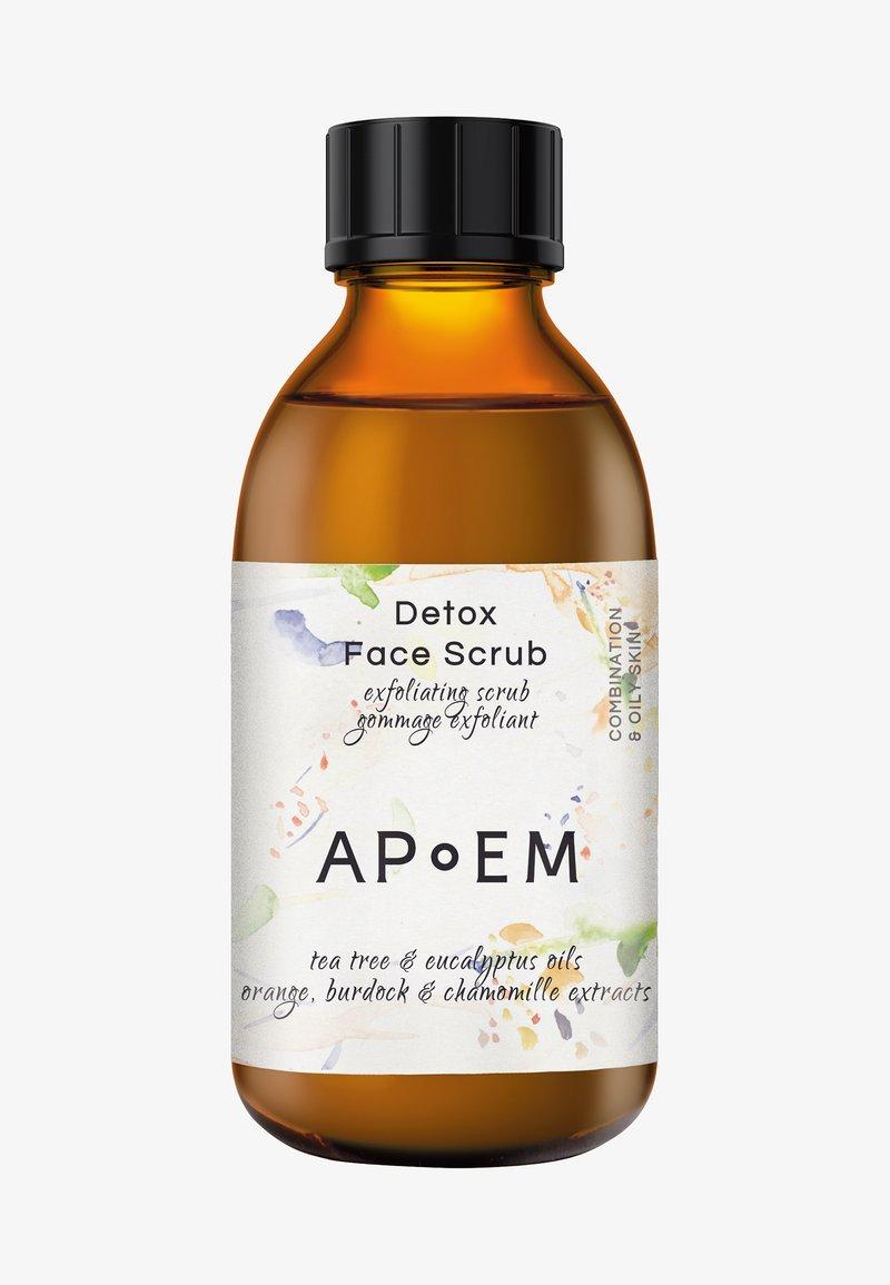 APoem - DETOX FACE SCRUB - Face scrub - detox face scrub