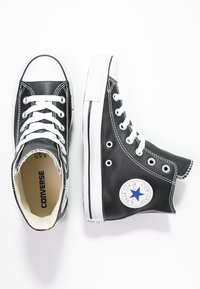 Converse - CHUCK TAYLOR ALL STAR HI - Sneakers alte - black - 1
