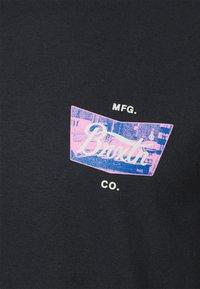 Brixton - STITH CRASH - T-shirt imprimé - black - 2