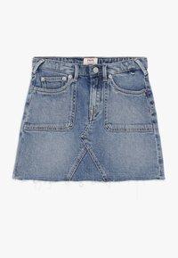 Pepe Jeans - MILLIE WORKER - Denimová sukně - denim - 0