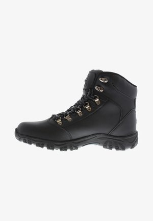 GELERT  - Hiking shoes - black