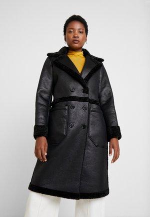 FEELING - Płaszcz zimowy - black
