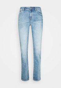Straight leg jeans - blue light wash