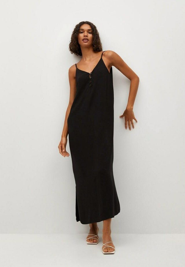 EMMA-I - Korte jurk - black