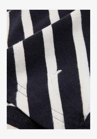 Jonas Nielsen - A-line skirt - marine weiß - 1