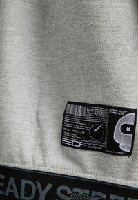 Bershka - Lehká bunda - light grey - 5