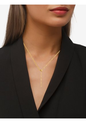 Collier - goldfarben