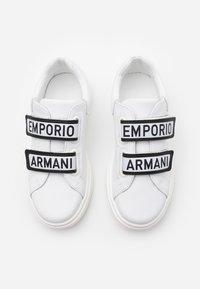 Emporio Armani - Tenisky - white - 3